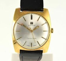 Tissot Seastar Seven Manuale - Caliber 781 - 1970 - Gold plated - NOS