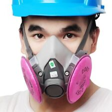 Gas Mask 62002097 Gas Mask Suit Respirator Painting Spraying Face Size M