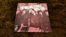 """The Rolling Stones - Miss You 7"""" Single"""