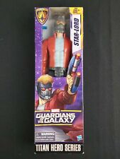 "Marvel Star Lord 11"" Figure Guardians of the Galaxy Titan Hero Series Brand New"