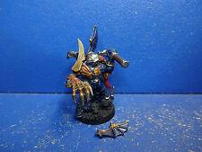 RAR! Night Lords generale delle caos Space Marine del rimodellamento 2