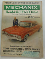 Mechanix Illustrated Magazine Buick's Riviera & 1963 Cars October 1962 050515R