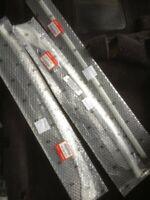 HONDA  Genuine OEM Civic 92-95 MOLDING FR WINDSHIELD SIDE RH LH UPPER Set