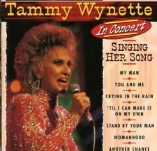 Tammy Wynette - In Concert: Singing Her Song [New CD]