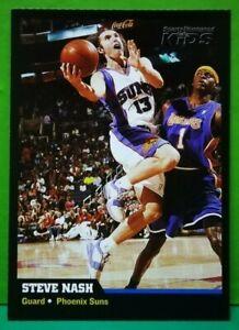 Steve Nash card Sports Illustrated For Kids #51