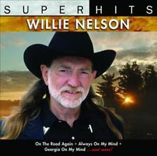 WILLIE NELSON - SUPER HITS NEW CD