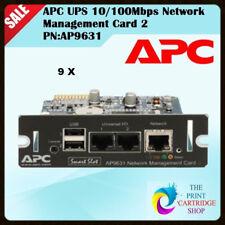 APC AP9631 UPS 10/100Mbps SNMP Network Management Card 2