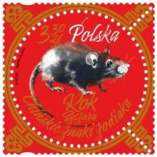 Poland / Polen 2020 - Fi 5032** Chinese Zodiac signs