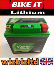 Lithium Ion Motorcycle Battery Aprilia (CC: 600) Tuareg Wind (1987-1991) LIPO14C