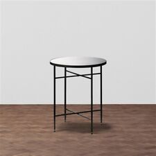 Francfranc W425 Matane Side Table Black Modern Multi Purpose Assembly Furniture