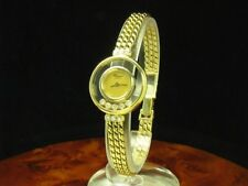 Chopard Happy Diamonds 18kt 750 Oro Orologio Donna con Brillante Ricoperto Ref.