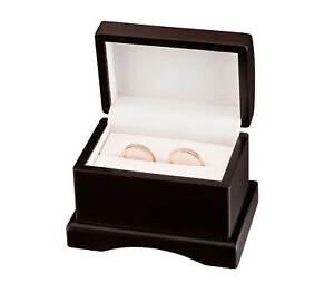 ring box chest wedding ring bearer pillow alternative