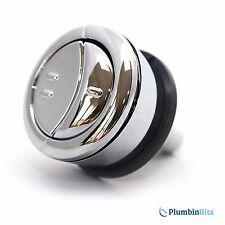 Wirquin Pro jollyflush Dual Flush Cable válvula pulsador Cromado 10717795