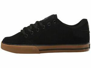 Mens Circa AL50 Skateboarding Shoes NIB Black Gum