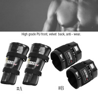 Ankle Leg/Hand Wrist Adjustable Weights For Walking, Running, Strength Training