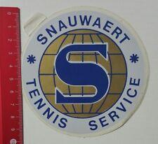 Pegatina/sticker: Snauwaert tenis Service (17021765)