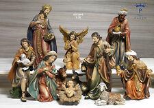 Presepe Natività in resina 11 soggetti 29 cm by Paben