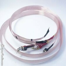 Nordost HEIMDALL Speaker Cables 2m pair, WBT spade plugs (World wide shipping)
