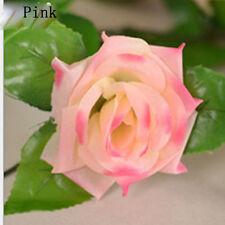 Wholesale SK Home Decor Flower Artificial Ivy Silk Fake Rose Garland Vine