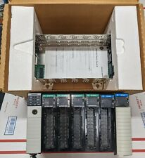 1756a7 Allen Bradley Controllogix 7 Slot Rack New 1756 L55 Series A 1756 M13a