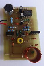 UKW Sender - FM Radio Transmitter,Prüfsender, 2 Watt,  88 - 115 MHz