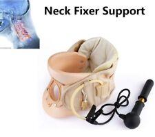 Medical Neck Correction Cervical Neck Traction Support Brace Spine Stretcher