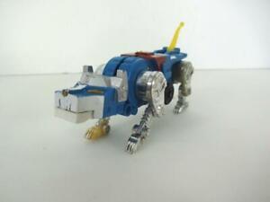 VOLTRON BATTLING BLUE LION TRANSFORMER ACTION FIGURE BY LJN WEP 1984 FREE SHIP!