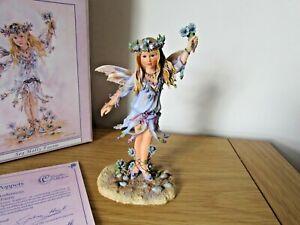 CHRISTINE HAWORTH  Faerie Poppets - Sea Holly Faerie