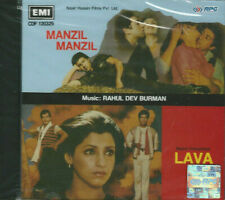 MANZIL MANZIL / LAVA CD Music Rahul Dev Burman * BOLLYWOOD * HINDI * INDIAN *