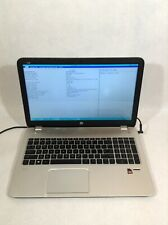 """New listing Hp Envy 15z-j100 15.6"""" Laptop Amd A10-5750 2.5Ghz - Boots - Rv"""