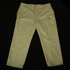 Red Kap Men's Work Cargo Pants Beige Size 46