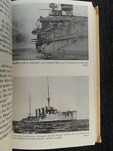 "5736 WW1  ORIGINAL GERMAN"" FALKLAND ISLAND FIRST SEA BATTLE/NAVAL WAR "" cir 1937"