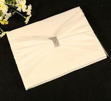 Marriage Crème Diamant Anniversaire Fiançailles LIVRE D'OR Signatures Lot Cadeau
