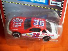 KENNY WALLACE DIRT DEVIL #36 1/64 SCALE  NASCAR DIE CAST CAR TRACKSIDE EDITION