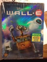 Wall-E (DVD, 2008) New (cardboard case wrinkled) Free shipping