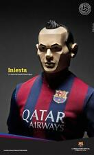 ZC World FCBarcelona Art Edition2014/15 - Iniesta Soccer Player Figure  #164
