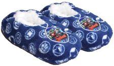 Calzado de niño azul de poliéster de color principal azul