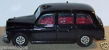 RARE CORGI TOYS AUSTIN LONDON TAXI CAB 1/43 BLACK 1971 REF 418-2