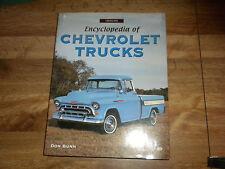 Crestline Encyclopedia of Chevrolet Trucks by Don Bunn Used
