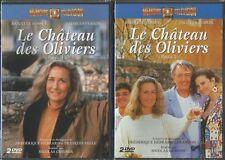 22681// LE CHATEAU DES OLIVIERS 4 DVD L'INTEGRALE NEUF SOUS BLISTER