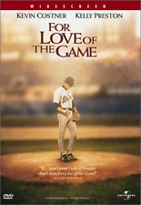 For Love of the Game [DVD, NEW] FREE SHIPPING
