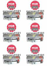 Fiat 500 NGK Spark Plugs 7563 101905606A Set of 6
