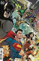 Justice League Comic Issue 26 Limited Variant Modern Age First Print 2019 Snyder