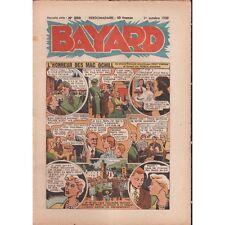 BAYARD L'Honneur des Mac Ochill et Le Lion des Cévennes Hebdo 1er oct. 1950 N°20
