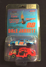 Dale Jarrett #88 Quality Care Air Force 1:64 Scale Stock Car Limited Edition