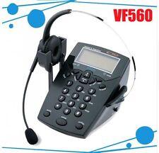 Cabeza De Negocios Oficina Centro de llamadas teléfonos teléfono auricular de silencio del volumen anti-ruido