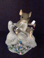 Charming Tails Mouse Rushmore Ltd Ed 82/115 w/ Box