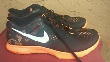 Men's Nike Black/Orange 631625-008 Running Shoes Size 11.5