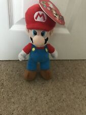 Super Mario Plush - 9 1/2 Inches Tall By Goldie Marketing
