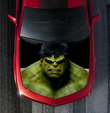 H33 GREEN MONSTER Hood Wrap Wraps Decal Sticker Tint Vinyl Image Graphic